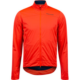 PEARL iZUMi P.R.O. Insulated Jacket Men, screaming red/twilight